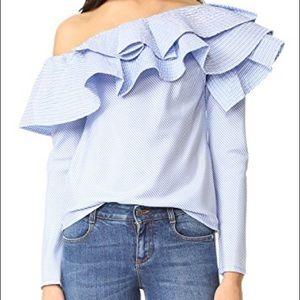Tops - Stylekeepers Ruffle One Shoulder Top